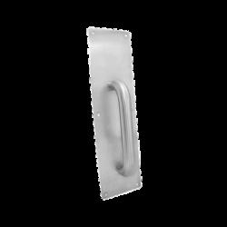 Push Plate con Jaladera para Puertas de Empuje