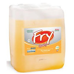 Aceite Quality Fry x 20Lts C:N