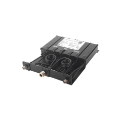Duplexer Compacto de Rechazo de Banda, 164-174 MHz, 6 cavidades, 50 Watt.