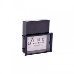 Amperímetro para Cargador de Batería para Fuente SEC1215A