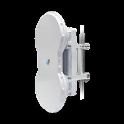 Radio de Backhaul de alta capacidad full duplex con antena integrada de 23 dBi, con tecnología airFiber hasta 1.2 Gbps, 5 GHz (