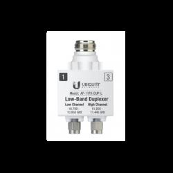 Duplexer para AF-11FX, banda licenciada de 11 GHz de banda baja (10.700-10.955 GHz y 11.200-11.445 GHz)