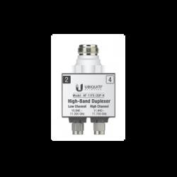 Duplexer para AF-11FX, banda licenciada de 11 GHz de banda alta (10.940-11.200 GHz y 11.440-11.700 GHz)