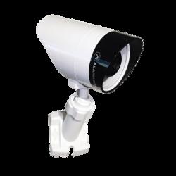 Camara HD 1080p WiFi para Exterior con excelente desempeño en baja iluminación, compatible con ALARM.COM