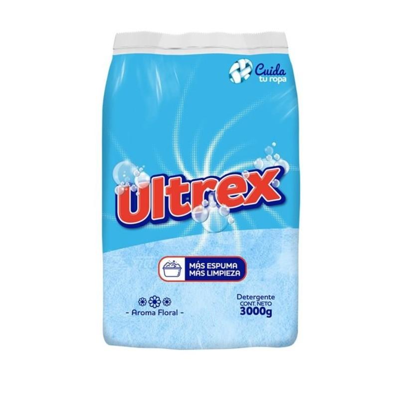 Detergente Ultrex Floral x 3000gr 00938