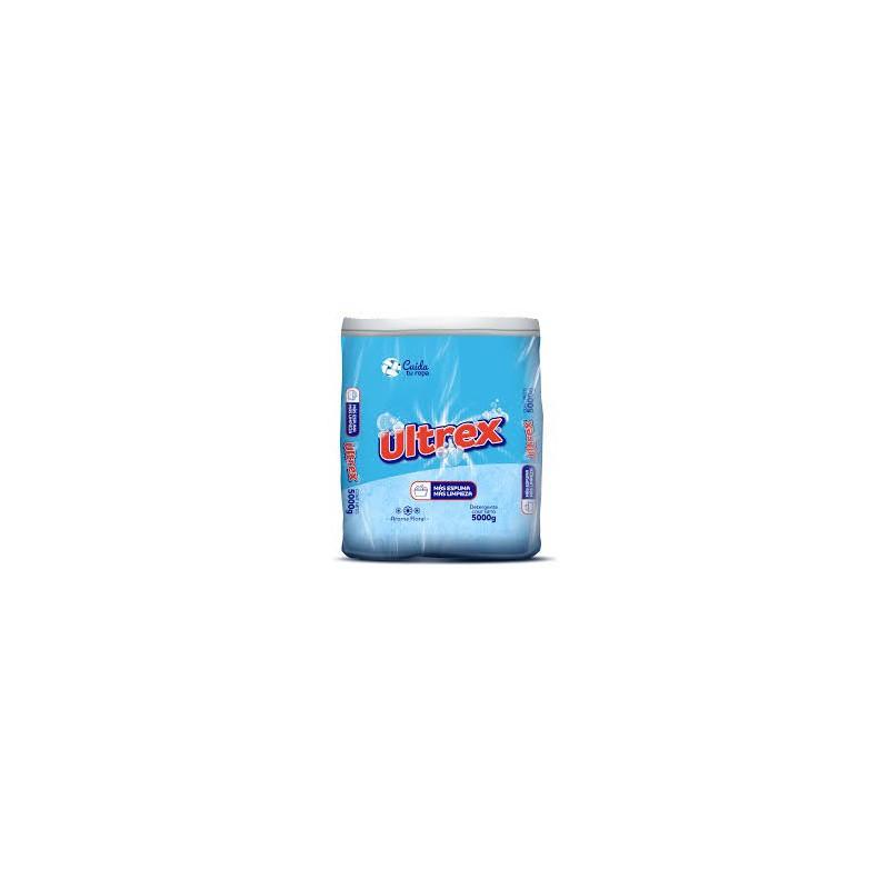 Detergente Ultrex Floral x 5000gr 00939