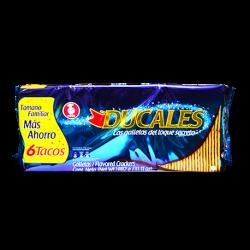 Galletas Ducales 6 Tacos...