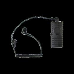 Micrófono BLUETOOTH Serie BTH-300 Con PTT Incluido Para Radios Hytera