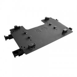 Sistema opcional de fijación para fotoceldas OPTEX en las carcasas BUNKER que facilita la instalación dentro de la carcasa. (J