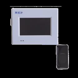 Comunicador Para Monitoreo de Microinversores con Dongle WIFI