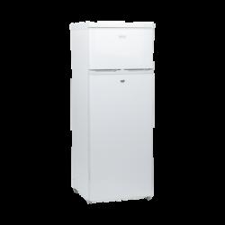 Refrigerador combinado para aplicaciones fotovoltaicas aisladas de la red con capacidad de 220 L (7.7 ft3)