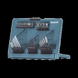 Juego de accesorios multipropósito 33 piezas estuche tipo tablet.