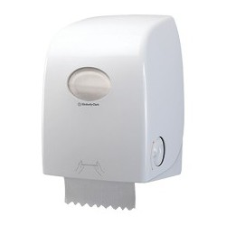 Dispensador de Toalla de Manos Rollo AQUARIUS linea Premium  Series