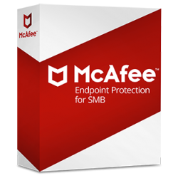 Antivirus McAfee Endpoint Protection Essential for SMB Anual