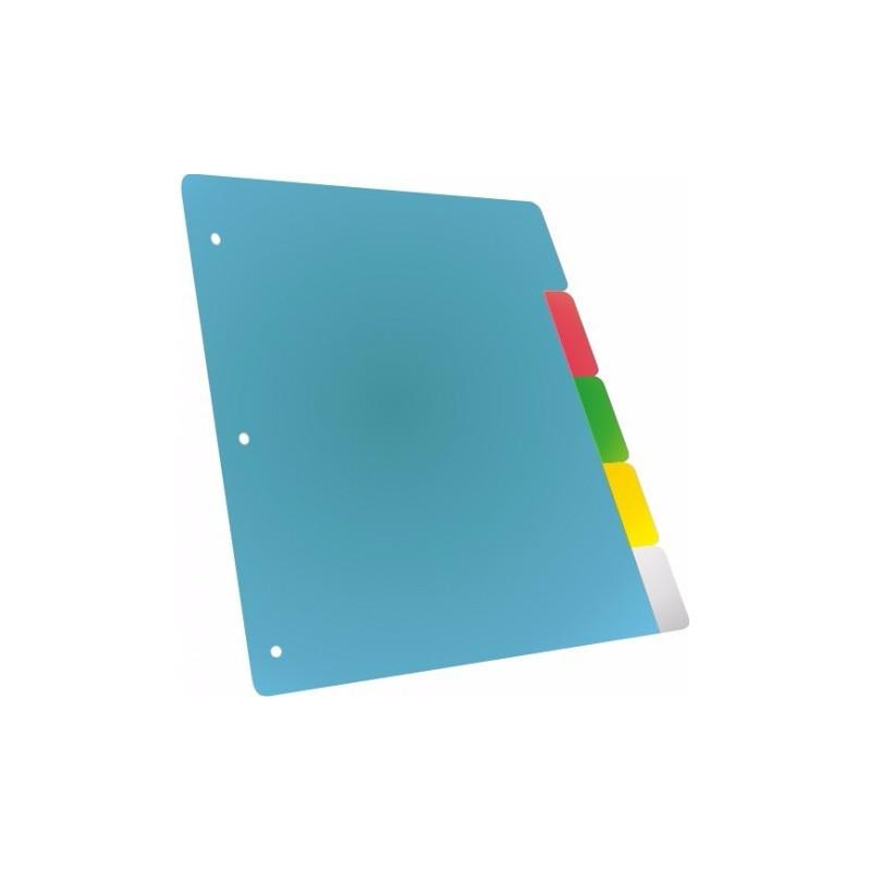 GUIA Clasificadora 105-5 Plastico Separador