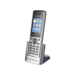 Teléfono HD con tecnología DECT largo alcance, con pantalla a color LCD