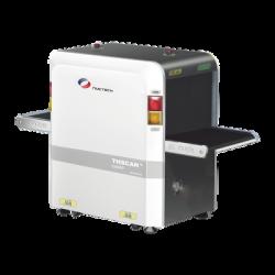 Sistema de inspección por Rayos X para equipaje de mano/doble energía/puesta en marcha y capacitación incluida.
