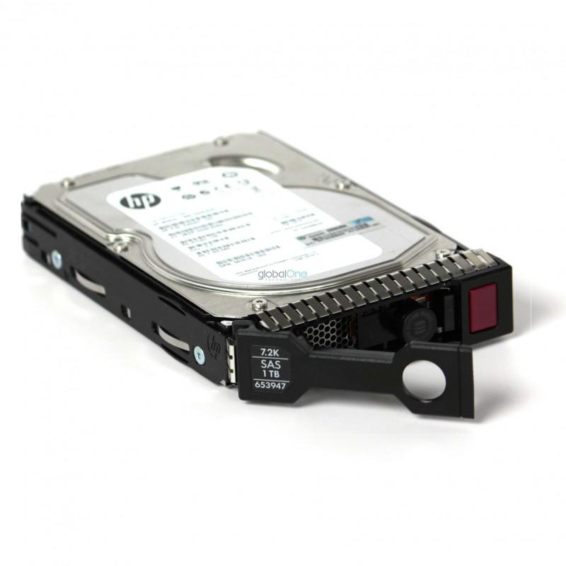 HP 1TB 6G SAS 72K rpm LFF 35-inch SC Midline 1yr Warranty Hard Drive COMPATIBLE ML350EDL 360e