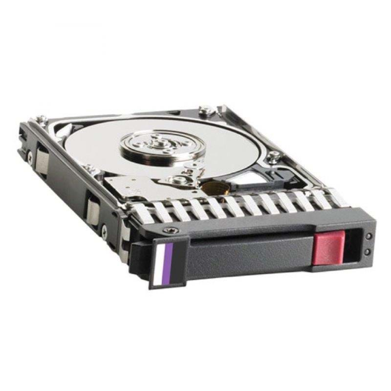 Disco Duro HP 500GB 6G SATA 72k 35in