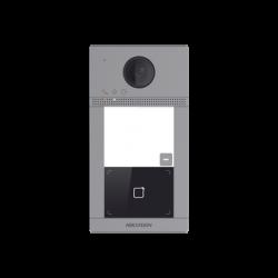 Videoportero IP WIFI (IP65 + IK08) con Llamada y apertura desde APP Hik-Connect / Soporta 1 Departamento y hasta 6 Monitores /