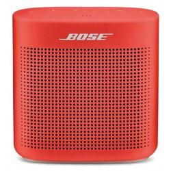 Parlante SoundLink® Color II Bluetooth / Color: Rojo / Bateria de litio.