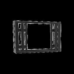 """Montaje de Piso / Compatible con Monitor de 55"""" / Especial para Videowall / Compatible con DS-D2055NL-B/G - DS-D2055LU-Y"""