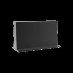 """Gabinete Pedestal Modular Para Piso / Compatible con Monitor de 55"""" / Especial para Videowall / Compatible con DS-D2055NL-B/G -"""