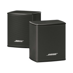 Parlantes BOSE Virtually Invisible 300 / Compatible con SoundTouch 300 / Color: Negro / Conectividad