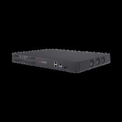 Decodificador de Vídeo de 4 canales con salida 4K / 4 Salidas HDMI / Soporta hasta 36 canales de Vídeo Simultáneos / Videowal