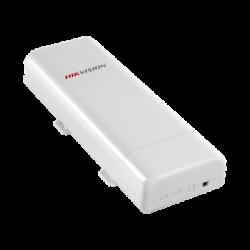 Punto de Acceso PTP y PTMP en 2.4 GHz / 150 Mbps / Antena Integrada de 12 dBi / Angulo de Apertura de 60° H 30° V / 500 mW d