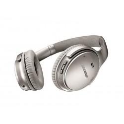 Audifonos BOSE QuietComfort 35 II / Cancelacion de ruido / Wireless / Botón de Goolge Talk / Silver.
