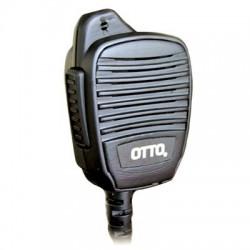 Micrófono-Bocina con Cancelación de Ruido, cumple MIL-STD-810, KENWOOD NX-200/300/410/5000, TK-480/2180/3180