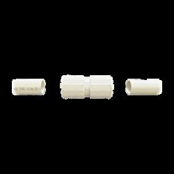 """Manguito / Cople Morbidx IP67 libre de halógenos para unir tubería rígida de 50 mm (2"""") permite una instalación hermética n"""