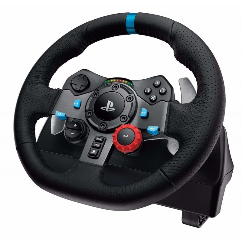 TIMON G29 Driving Force RACING WHEEL FOR PlayStation 3 AND PlayStation 4