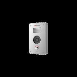 Estación de Alarma de Pánico con Cámara IP 2 Megapixel / Audio de Dos Vías / Sirena Integrada / Entrada y Salida de Alarma