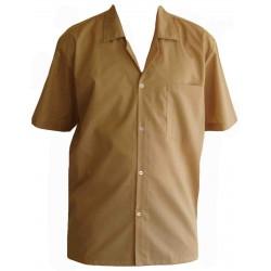 Camisa Manga Corta en Dacrón