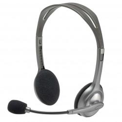 Diadema y Microfono 35mm H110 Stereo Headset