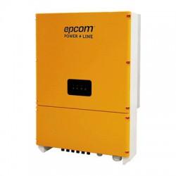 Inversor cadena para interconexión a la red, 35KW /480VCA conexión trifásica, aplicaciones industriales.