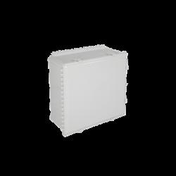 Gabinete de Policarbonato, IP66 para Uso en Interior o Exterior y Puerta Removible