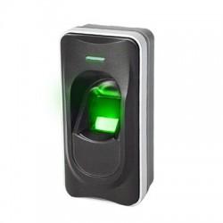 Lector esclavo / Huella Digital / Lector de tarjetas MIFARE® / RS-485 / Interior y Exterior