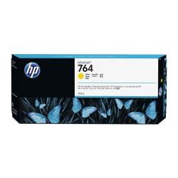 Cartucho de tinta DesignJet HP 764 de 300 ml amarillo