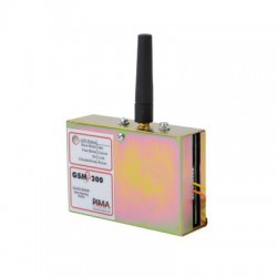 Comunicador GSM/GPRS para panel Hunter PIMA. Comunicación Personal por VOZ o SMS. Comunicación GPRS para receptora SENTRY