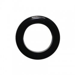 Pasacables (Grommet) para protección de cable en bordes afilados, color negro de 38.1mm (100pzs) (4008-99005)