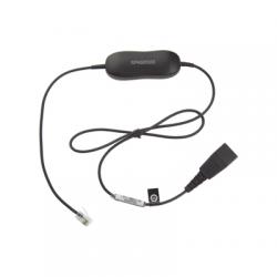 Jabra GN1200 cable con conexión QD y RJ-9 (88001-99)