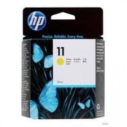 CARTUCHO HP AMARILLO 11 BUSINNES 1000 2200 1750 PAG