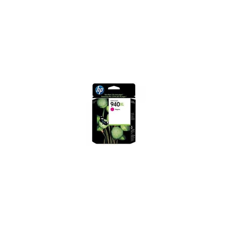 CARTUCHO HP MAGENTA HP 940XL OFFICE JET PRO 8500 1400 PAG APROX