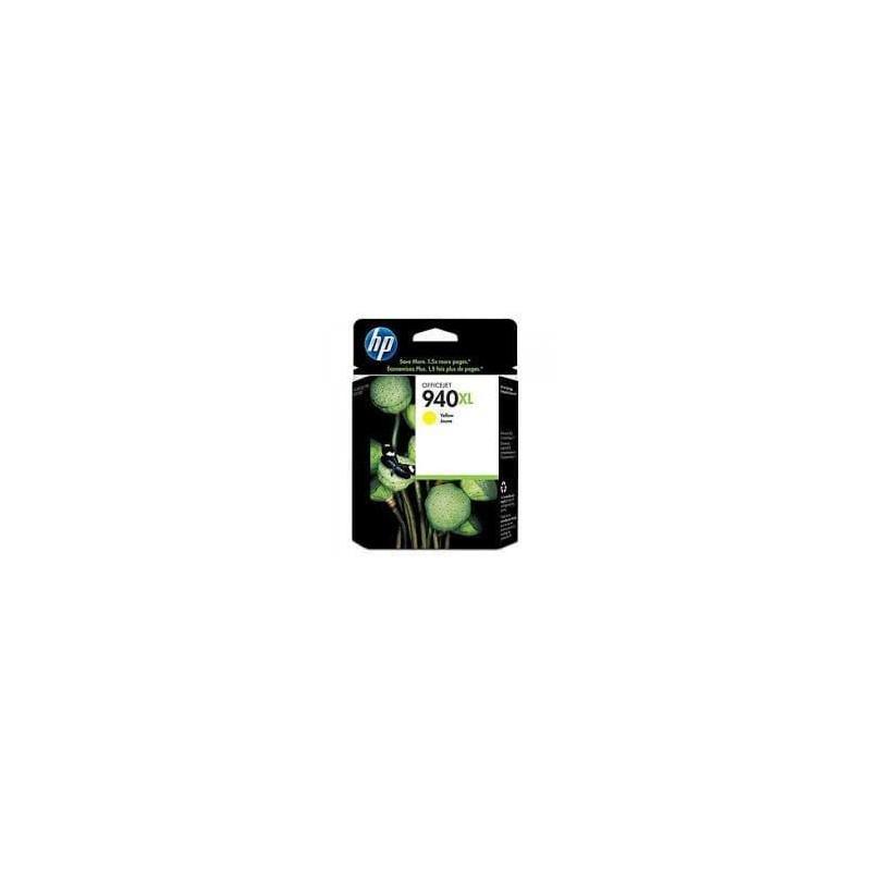 CARTUCHO HP AMARILLO HP 940XL OFFICE JET PRO 8500  1400 PAG APROX
