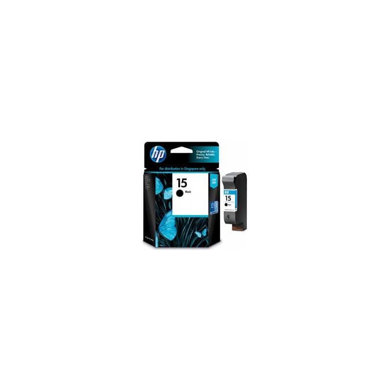 CARTUCHO HP NEGRO 15 DESKJET 810C-840C-3820 278 PAG