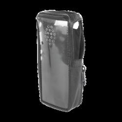Funda de Piel Reforzada, con Frente Transparente para series NX-5200, NX-5300 y NX-5400.