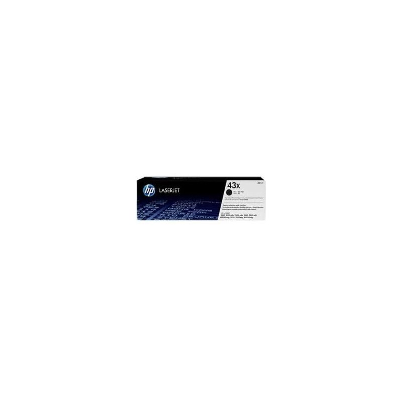 TONER HP NEGRO LASERJET 9000 SERIES  30 000 PAG